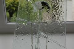 Absence, 2014, Glass, 29x42cm