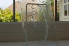 Faint Recollection 1, 2014, Glass